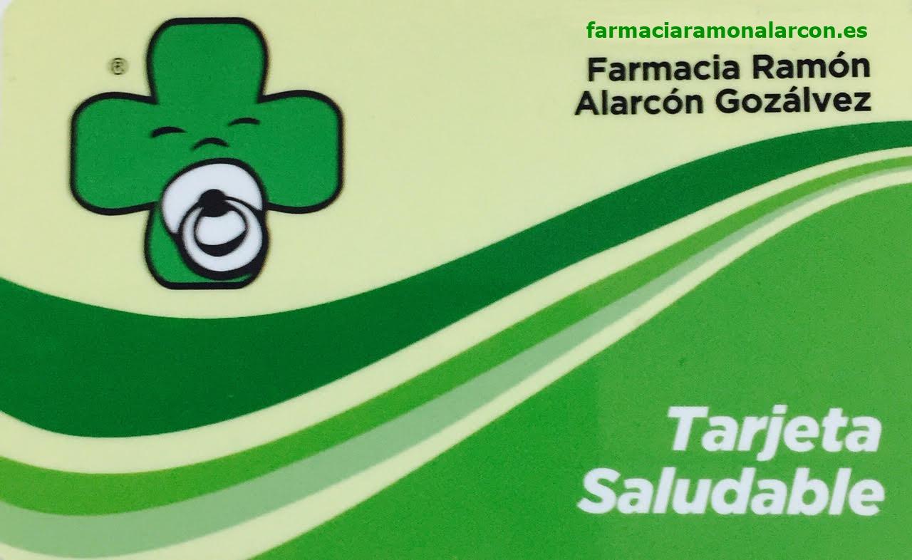 tarjeta saludable farmacia ramon alarcon